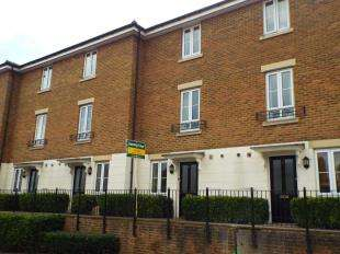 4 Bedrooms Terraced House for sale in Bridgeside Mews, Maidstone, Kent
