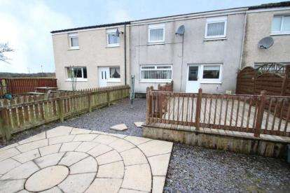 2 Bedrooms Terraced House for sale in Gilmartin Road, Linwood, Paisley, Renfrewshire