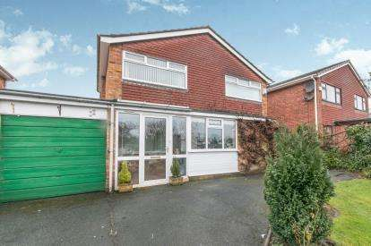 4 Bedrooms Detached House for sale in Lawns Avenue, Raby Mere, Wirral, CH63