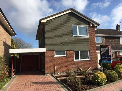 3 Bedrooms Detached House for sale in Singleton Way, Fulwood, Preston, Lancashire, PR2