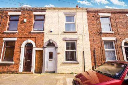 2 Bedrooms Terraced House for sale in Albert Road, Preston, Lancashire, PR1