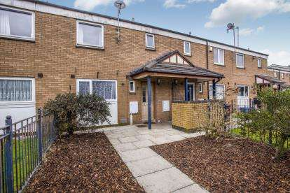 3 Bedrooms Terraced House for sale in Woodfield, Bamber Bridge, Preston, Lancashire
