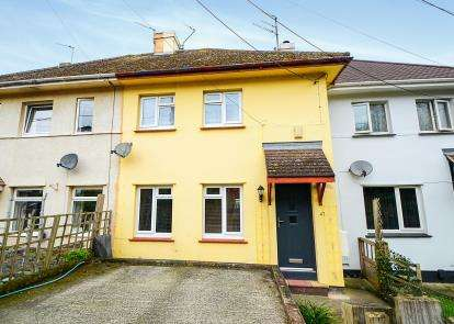 3 Bedrooms Terraced House for sale in Kingsteignton, Newton Abbot, Devon