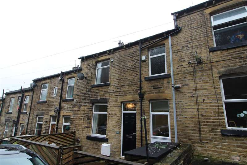 1 Bedroom Terraced House for rent in Diamond Terrace, Gainest, Sowerby Bridge