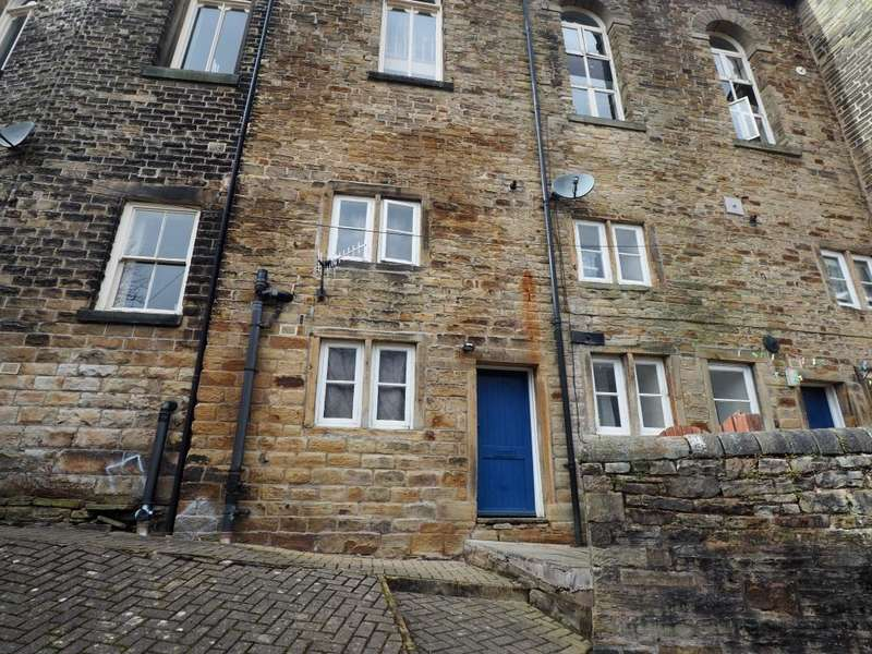 1 Bedroom Terraced House for sale in Church View, New Mills, High Peak, Derbyshire, SK22 4AW