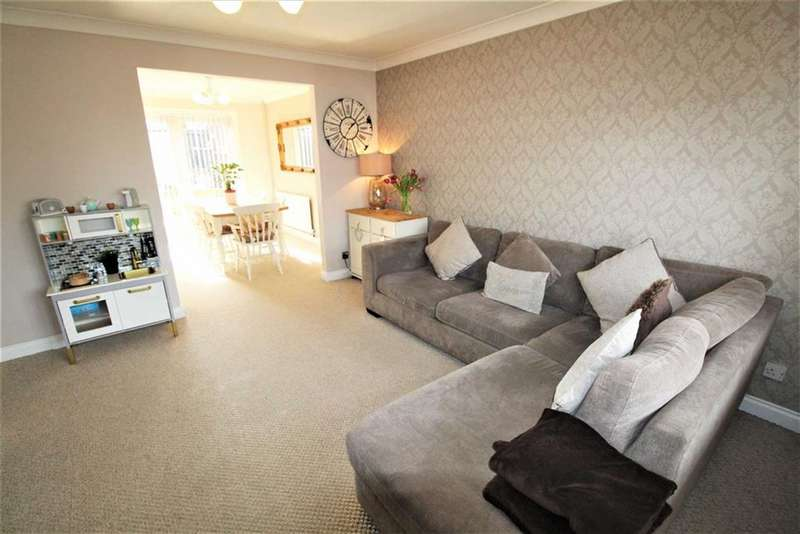 3 Bedrooms Terraced House for sale in Bramber Court, Slough, Berkshire