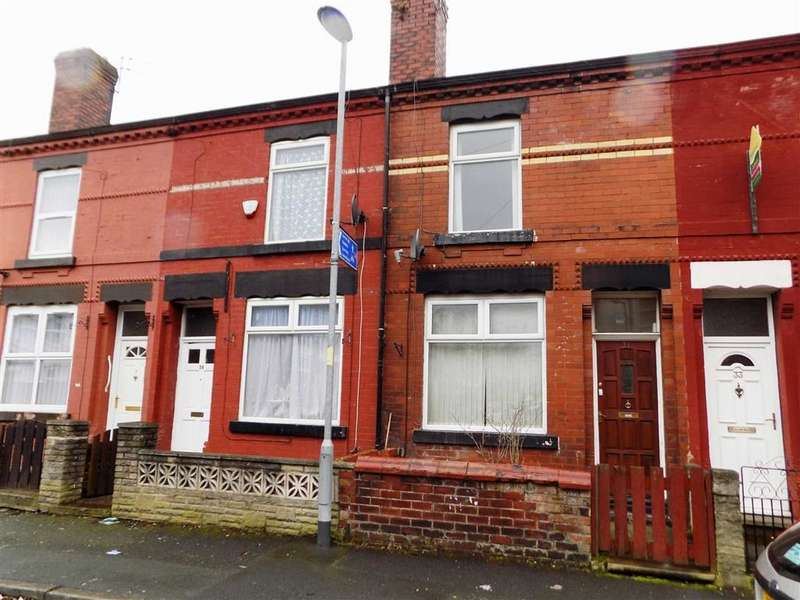2 Bedrooms Terraced House for rent in Hawthorn Street, Gorton, Manchester