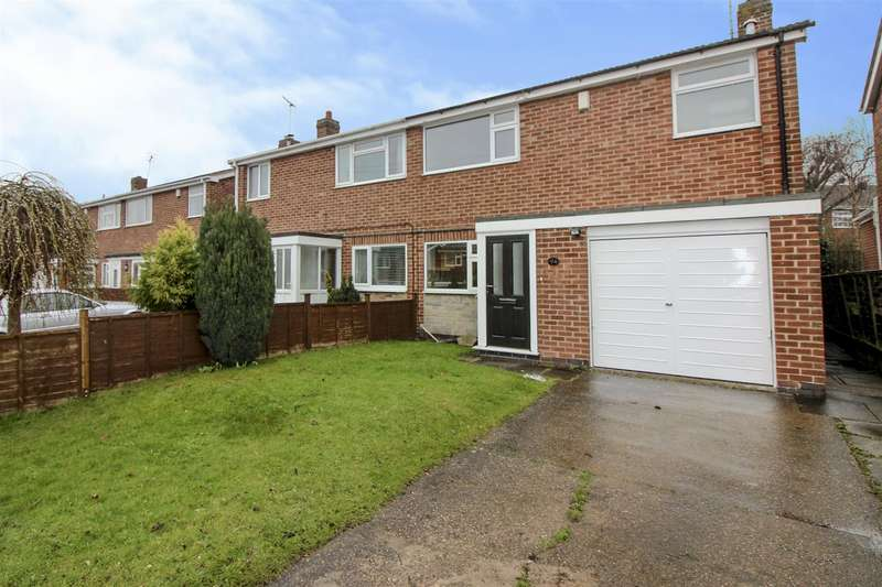 3 Bedrooms House for sale in Russley Road, Bramcote, Nottingham