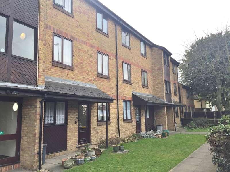 2 Bedrooms Flat for sale in Angelfield, St. Stephens Road, Hounslow, TW3