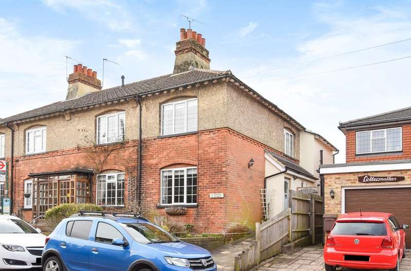2 Bedrooms End Of Terrace House for sale in Main Road, Knockholt