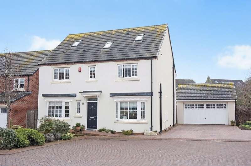 5 Bedrooms Detached House for sale in Aspen Drive , Scarcroft , Leeds,LS14