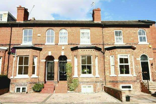 3 Bedrooms Terraced House for rent in Ashley Road, Hale