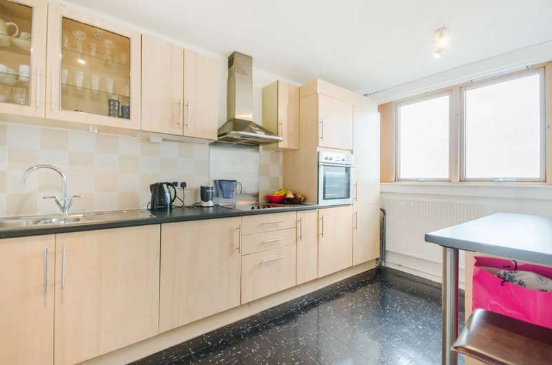 2 Bedrooms Flat for sale in Pelican Estate, Peckham, SE15