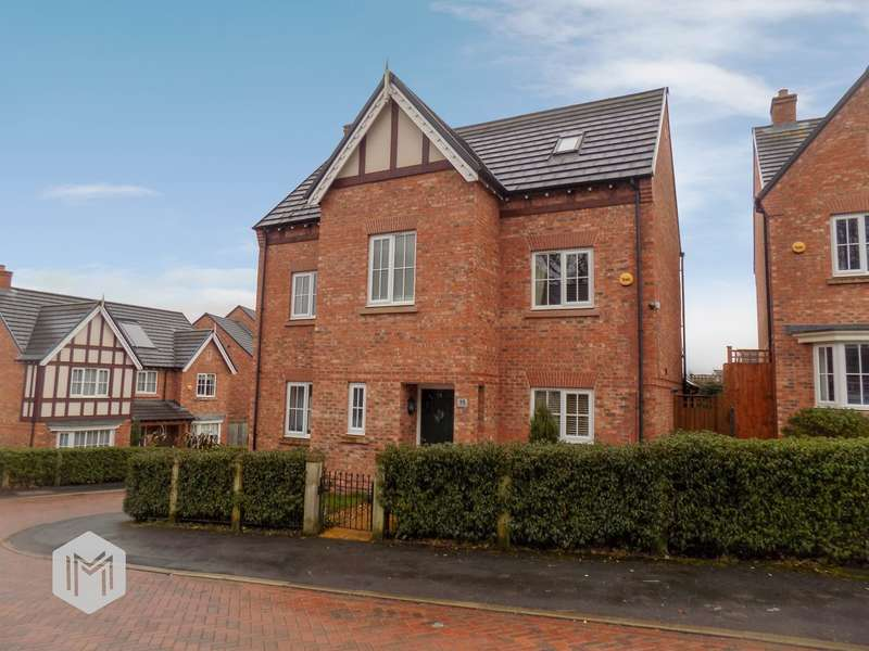 5 Bedrooms Detached House for sale in Duxbury Manor Way, Chorley, PR7