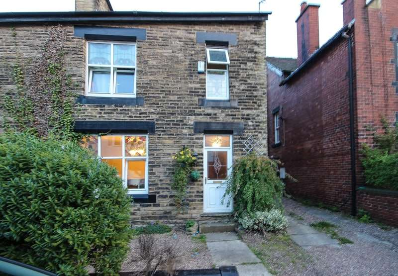 4 Bedrooms Semi Detached House for sale in Pollitt Street, Barnsley, South Yorkshire, S75