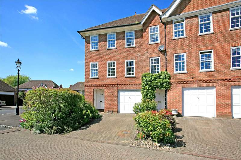 4 Bedrooms Semi Detached House for sale in Queens Acre, Windsor, Berkshire, SL4