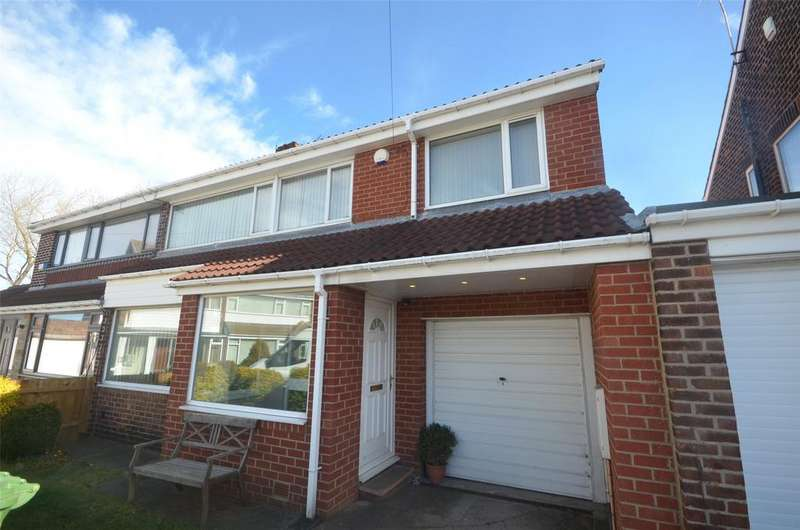 4 Bedrooms Semi Detached House for sale in Bill Quay