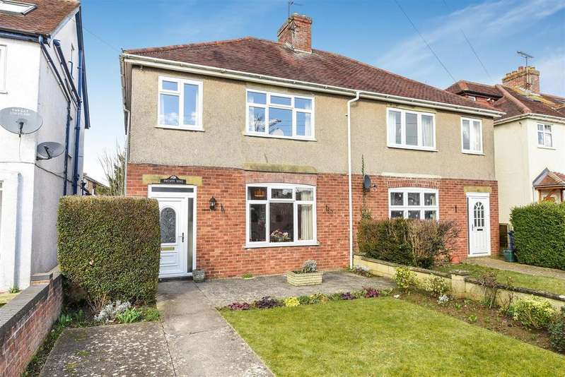 3 Bedrooms Semi Detached House for sale in Carlton Road, North Oxford