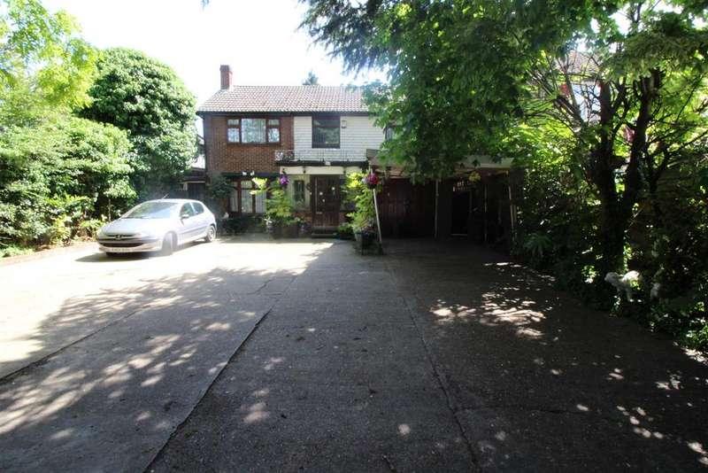 4 Bedrooms Detached House for sale in Bullsmoor Lane, Enfield