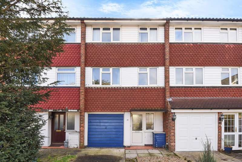 3 Bedrooms Town House for sale in Alanthus Close Lee SE12