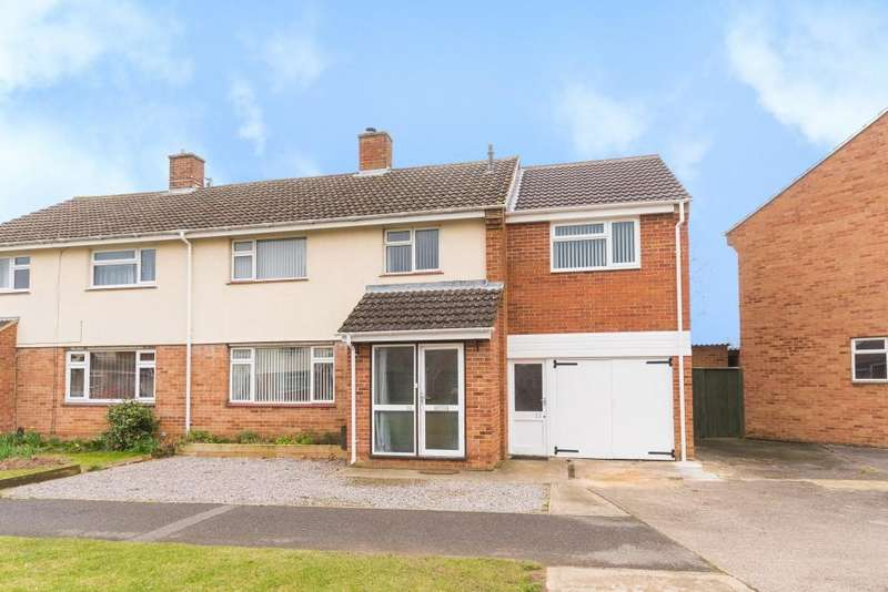 4 Bedrooms Semi Detached House for sale in Hendred Way, Abingdon