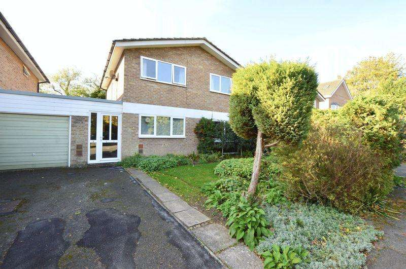 4 Bedrooms Detached House for sale in Foxdale, Stamford