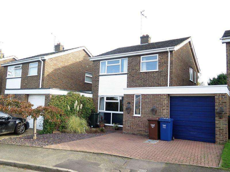 3 Bedrooms Detached House for sale in Woodhall Drive, Banbury