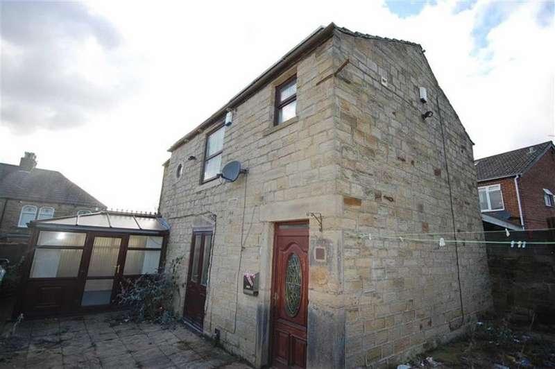 4 Bedrooms Detached House for sale in Hollinbank Lane, Heckmondwike, WF16