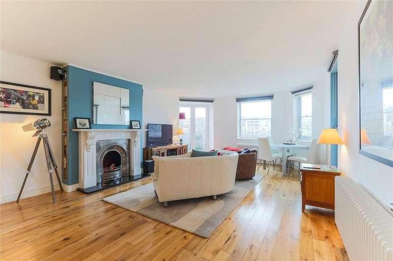 1 Bedroom Flat for sale in Riverside Court, 20 Nine Elms Lane, Vauxhall, London, SW8