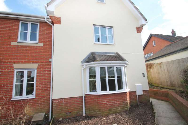 4 Bedrooms End Of Terrace House for sale in Dove Lane, Chelmsford