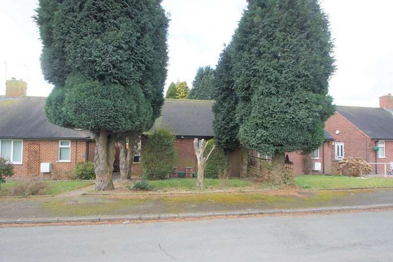 1 Bedroom Semi Detached Bungalow for sale in Southbourne Place, Cannock