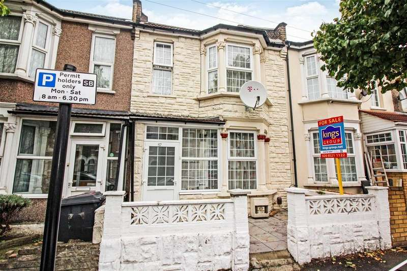 3 Bedrooms Terraced House for sale in Belmont Park Road, London
