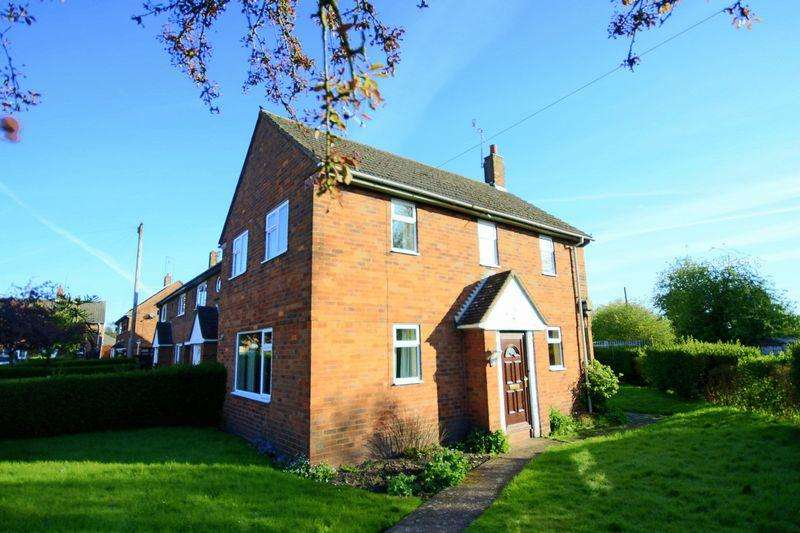 3 Bedrooms Semi Detached House for sale in Cherry Tree Close, Eccleshall, Stafford