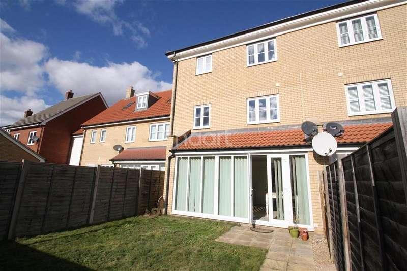 5 Bedrooms Terraced House for rent in Bridge Farm Close, Mildenhall
