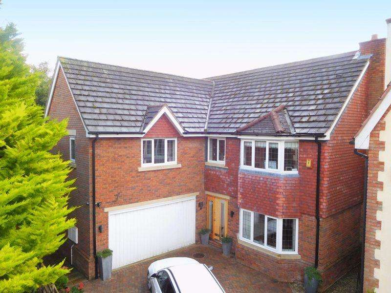 6 Bedrooms Detached House for sale in Cobbs Lane, Hough