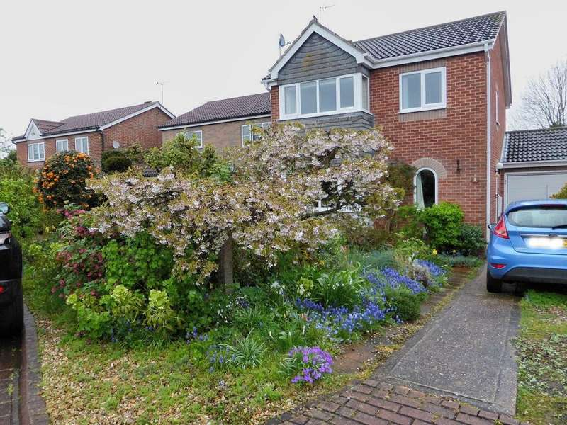 4 Bedrooms Detached House for sale in Shorthill Croft, Beverley, HU17
