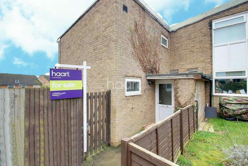 2 Bedrooms Terraced House for sale in Spring Drive, Broadwater, Stevenage