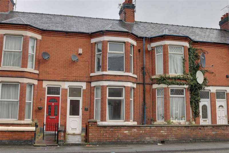 2 Bedrooms Terraced House for sale in Hungerford Road, Crewe