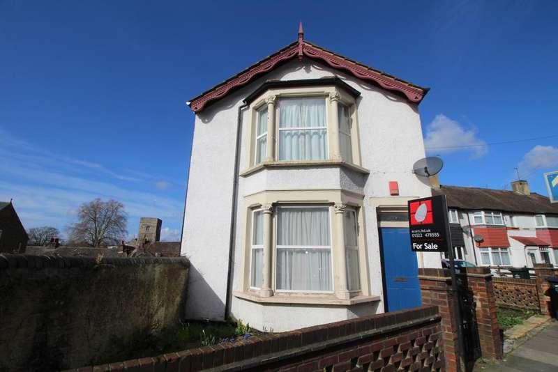 3 Bedrooms Detached House for sale in Mount Pleasant Road Dartford DA1