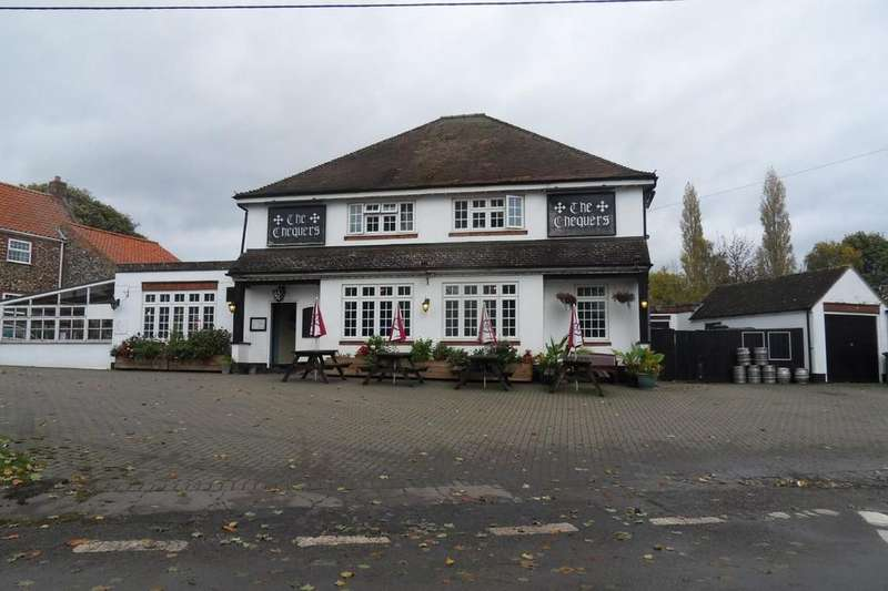 2 Bedrooms Barn Conversion Character Property for rent in Hill Street, Feltwell, Thetford