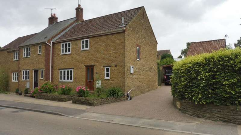 3 Bedrooms End Of Terrace House for rent in Denzil Close, West Coker BA22