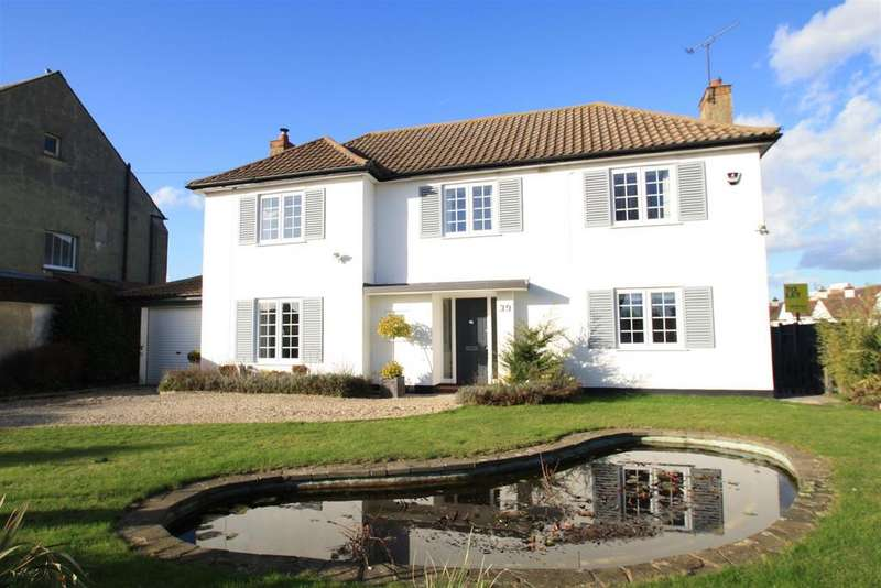 4 Bedrooms Detached House for sale in Vaughan Avenue, Southend-On-Sea