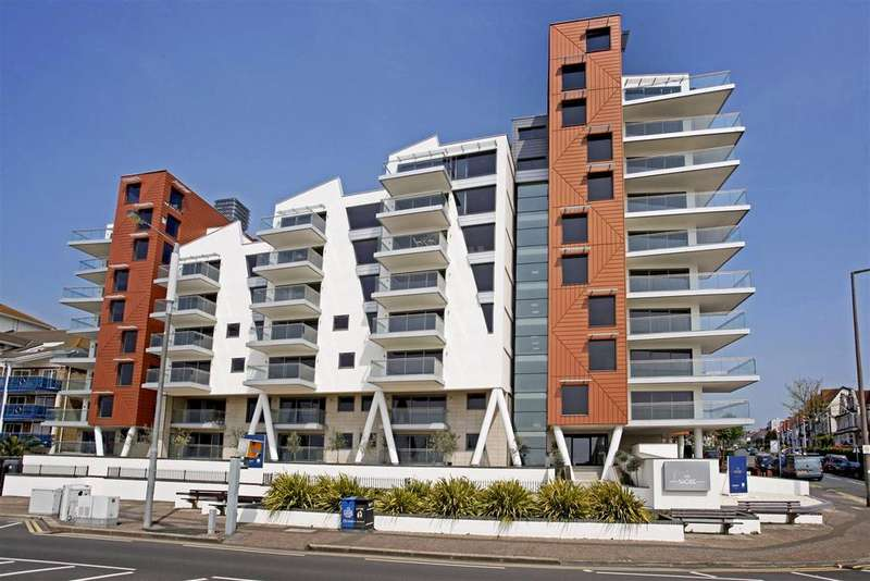 2 Bedrooms Apartment Flat for sale in S14 The Shore, The Leas, Chalkwell, Westcliff-on-Sea