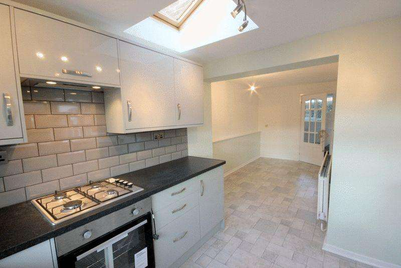 3 Bedrooms Town House for sale in Lime Grove, Barlaston