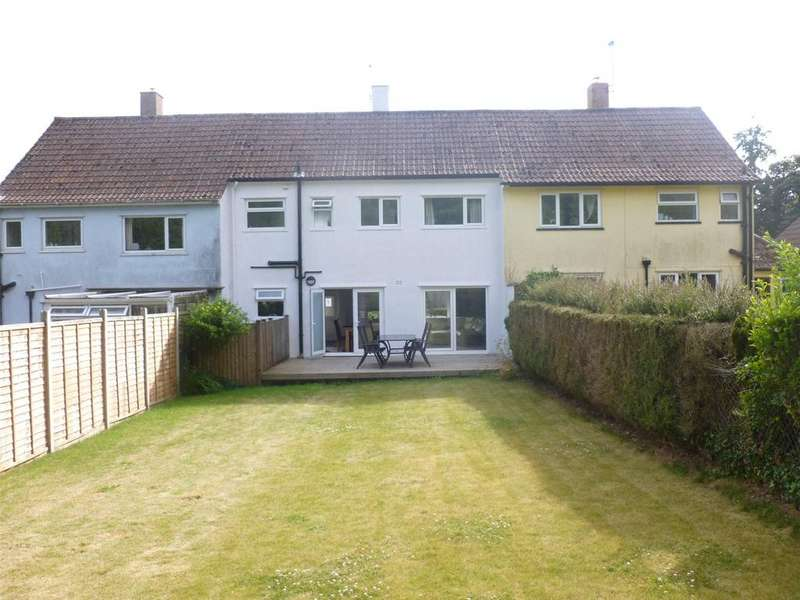 3 Bedrooms Terraced House for rent in Homemead Cottages, Cricket St. Thomas, Chard, Somerset, TA20
