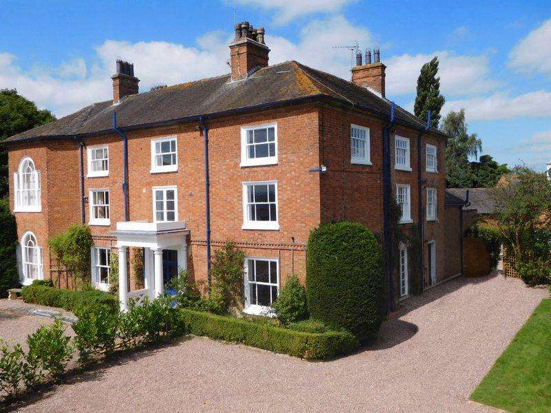 2 Bedrooms Unique Property for sale in The Beeches, One of Just Three Country House Converted Apartments, Lea Hall, Tunstall Lane, Bishops Offley, Stafford