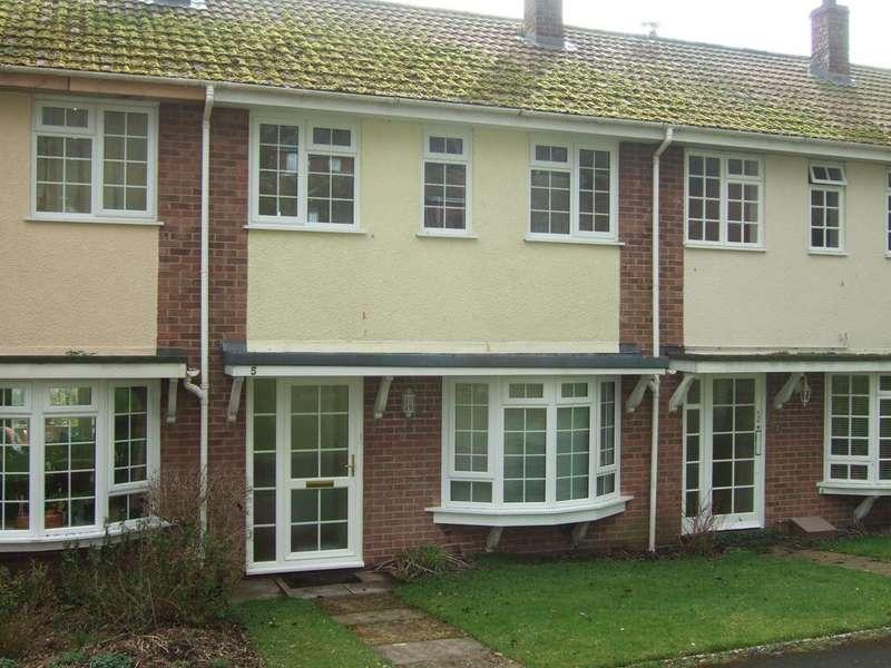 3 Bedrooms Terraced House for rent in Park Road, West Allington, Bridport DT6