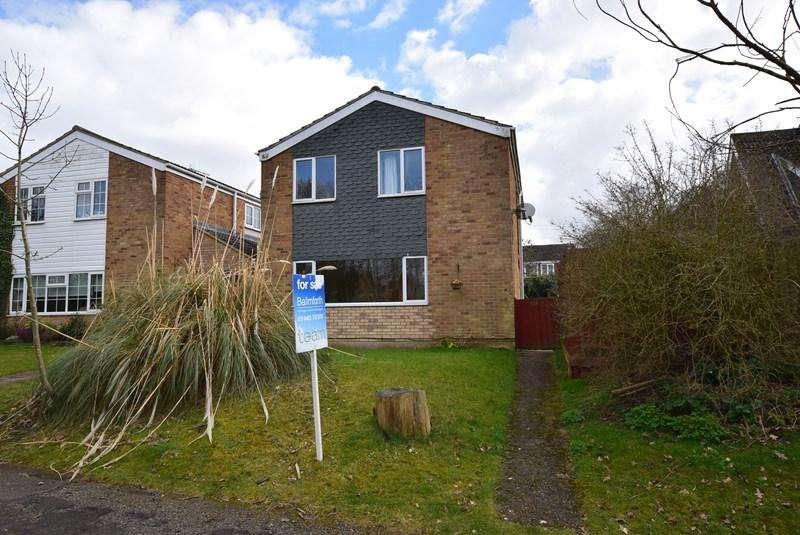 4 Bedrooms Detached House for sale in Westward Deals, Kedington, Haverhill