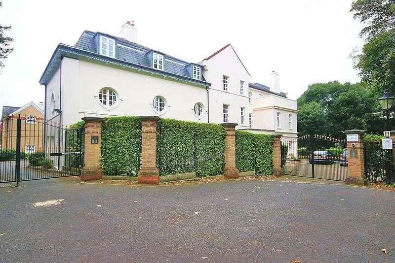2 Bedrooms Flat for sale in Games Road, Barnet