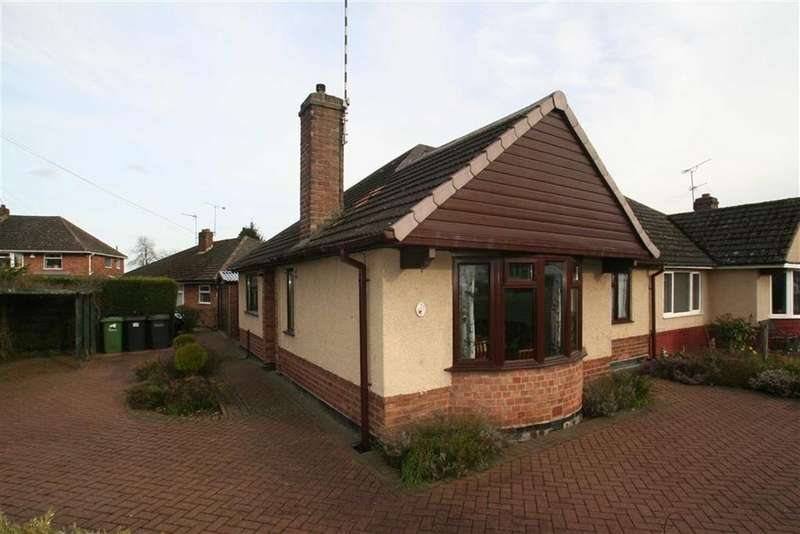 2 Bedrooms Semi Detached Bungalow for sale in Lancing Road, Bulkington, Bulkington, Warwickshire, CV12